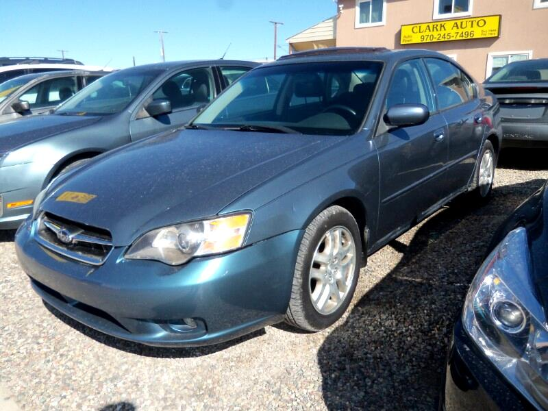 Subaru Legacy Sedan (Natl) 2.5i Ltd Auto 2005