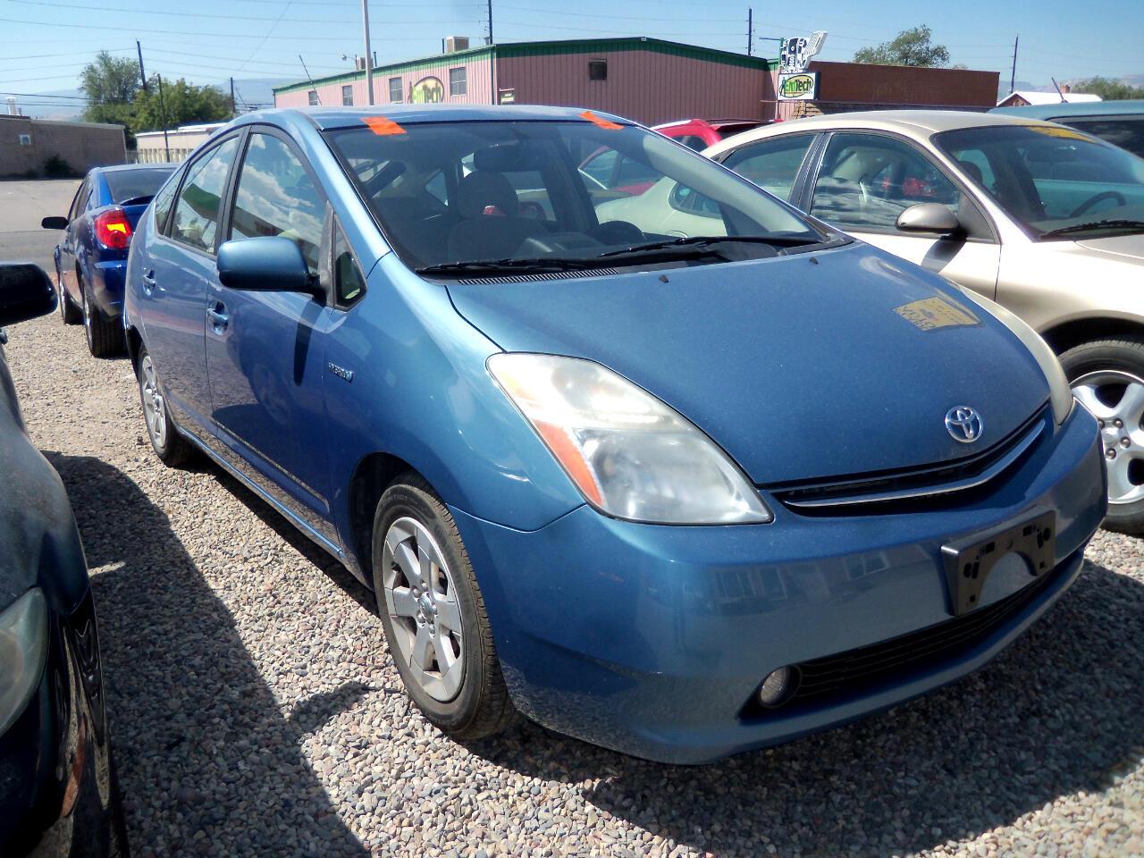 Toyota Prius 5dr HB (Natl) 2007