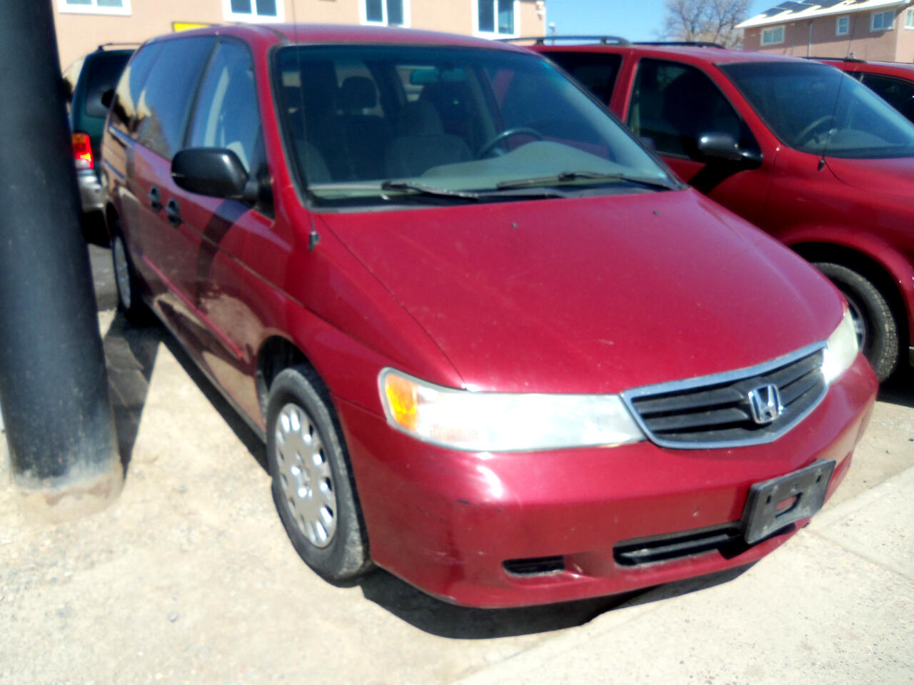 Honda Odyssey 5dr LX 2004