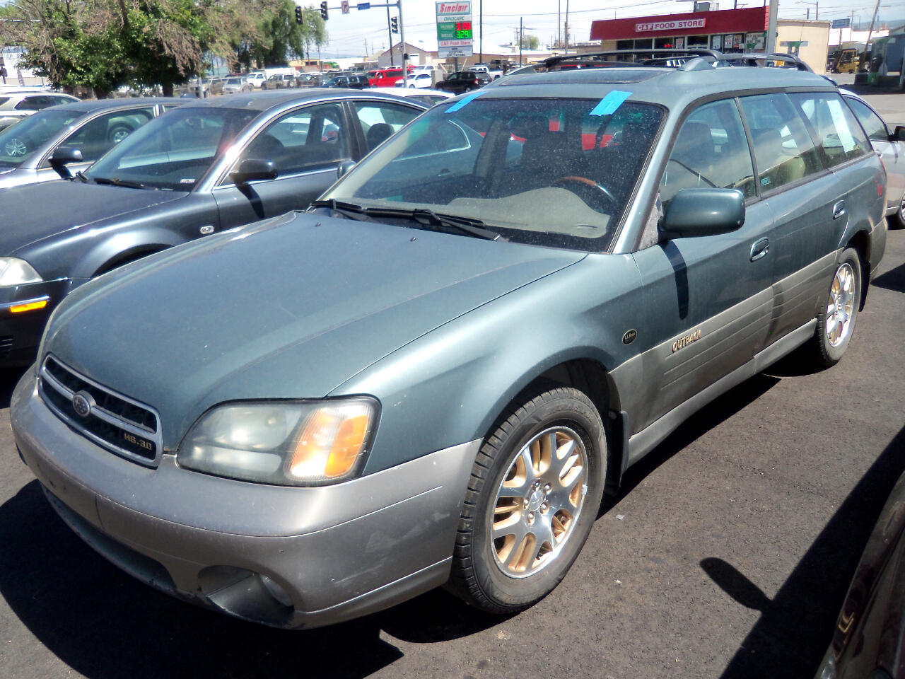 Subaru Legacy Wagon 5dr Outback H6 L.L. Bean Edition 2002
