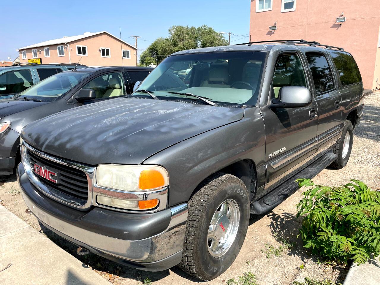 GMC Yukon XL 4dr 1500 4WD SLT 2002