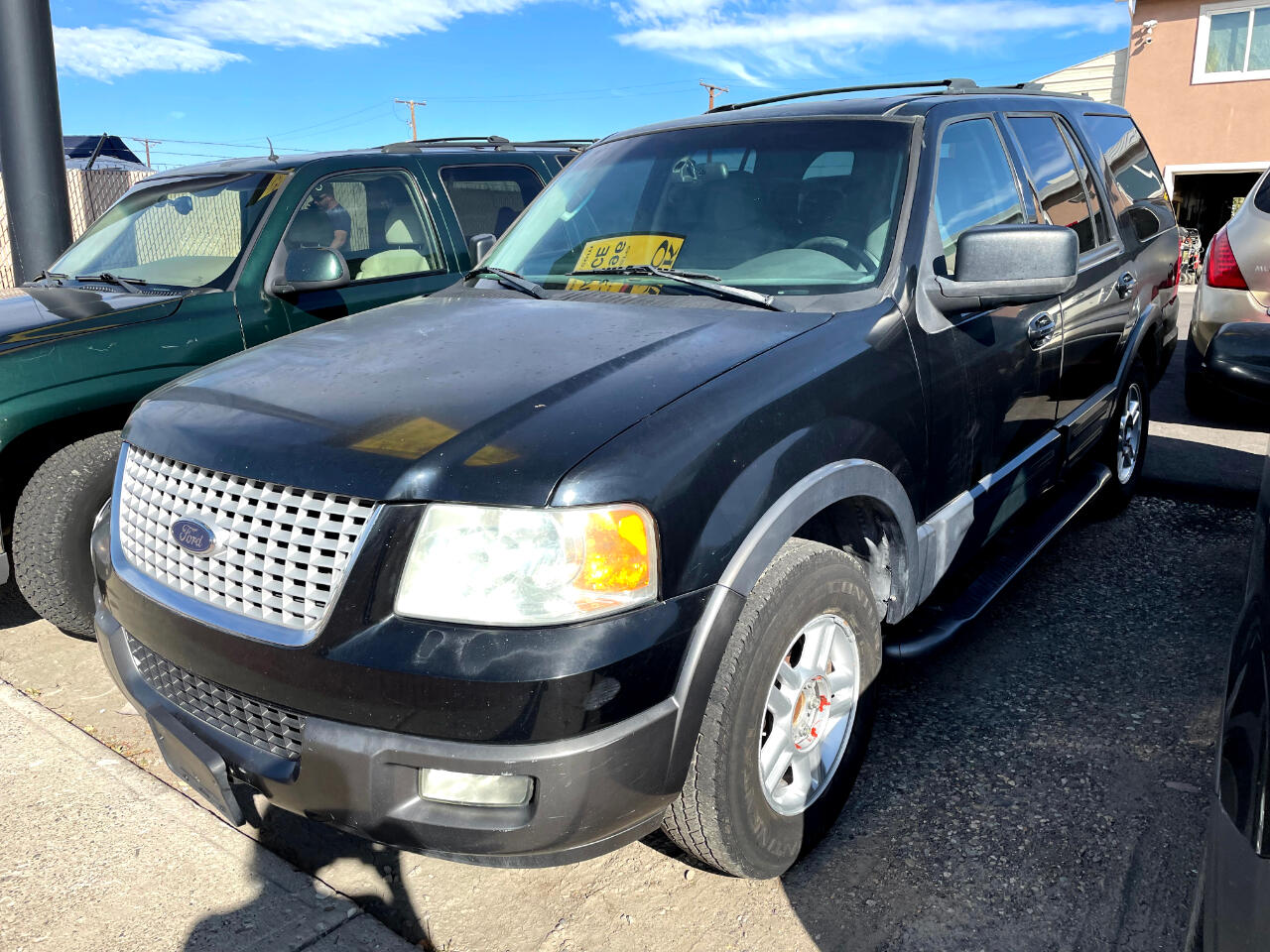 Ford Expedition 5.4L Special Service 2004