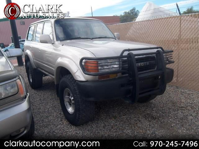 1994 Toyota Land Cruiser 4WD