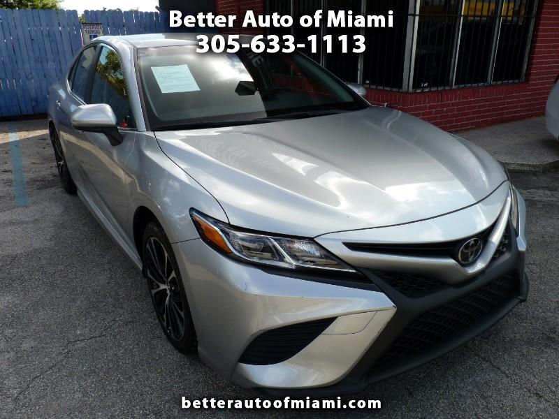 Buy Here Pay Here Miami >> Buy Here Pay Here 2018 Toyota Camry Le For Sale In Miami Fl