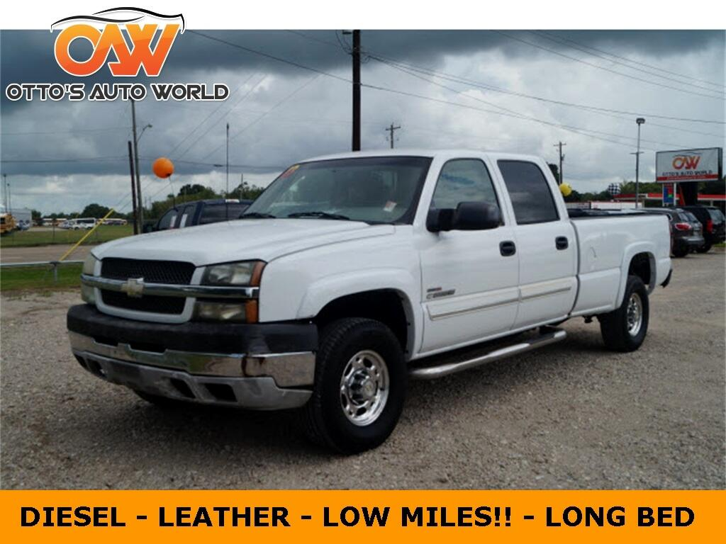 2003 Chevrolet Silverado 2500HD LS Crew Cab Long Bed 2WD