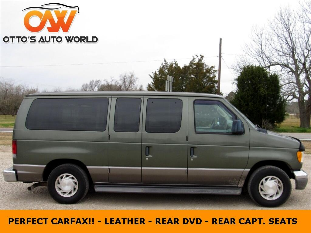 2003 Ford Econoline Chateau