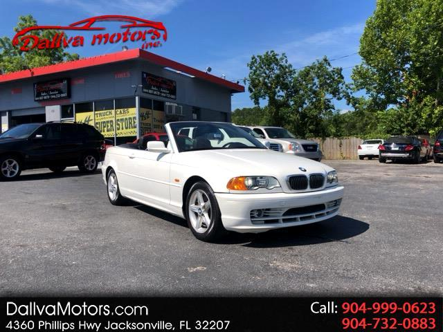 2003 BMW 3-Series 325Ci convertible