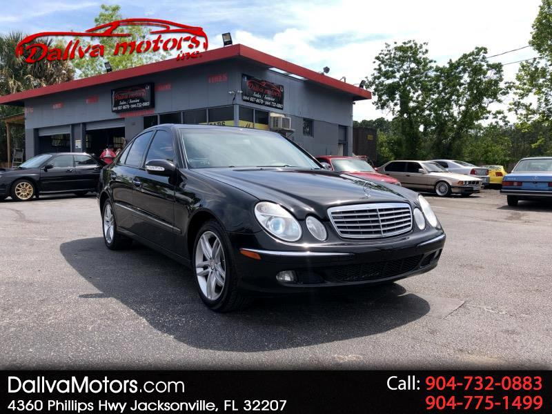 2006 Mercedes-Benz E-Class 4dr Sdn E 350 Sport 4MATIC *Ltd Avail*