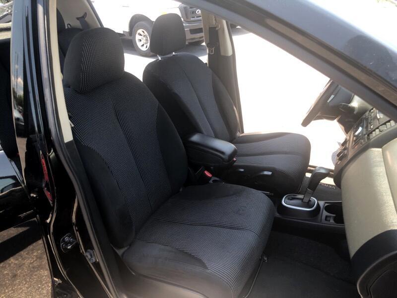 2012 Nissan Versa 1.8 SL Hatchback
