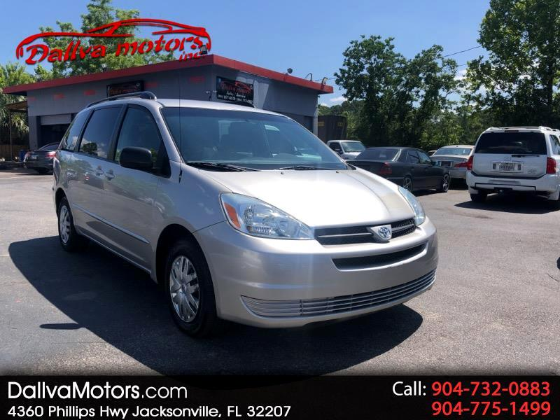 Toyota Phillips Highway >> Used 2005 Toyota Sienna Le 7 Passenger Seating For Sale In