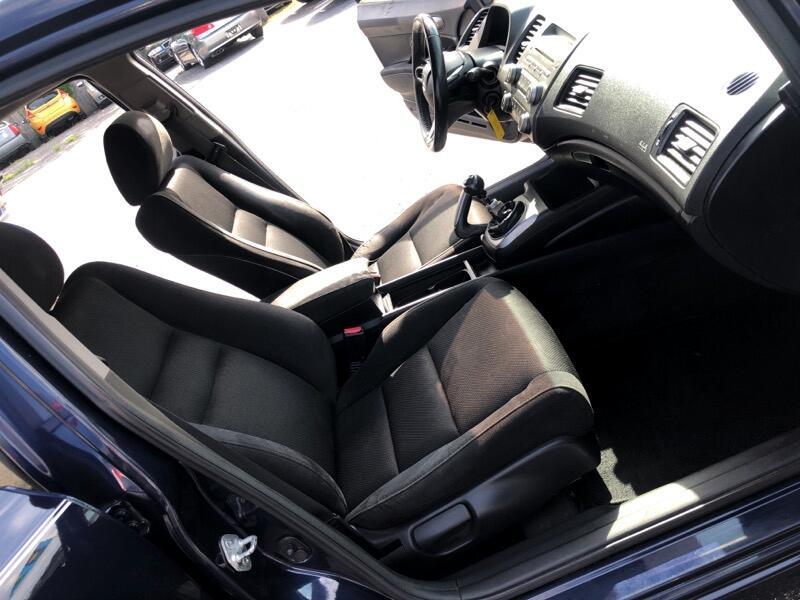 2010 Honda Civic LX-S Sedan 5-Speed MT