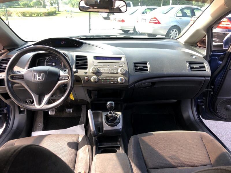 Honda Civic LX-S Sedan 5-Speed MT 2010