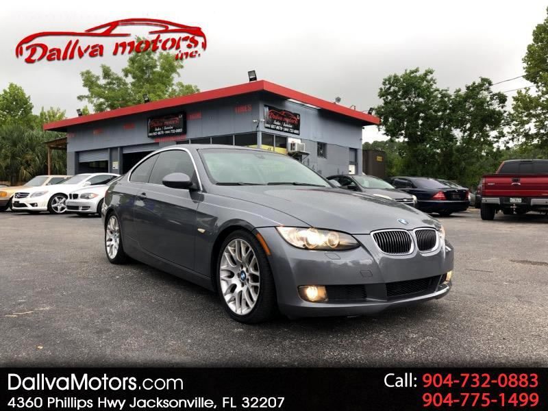 BMW 3-Series 328i Coupe 2008