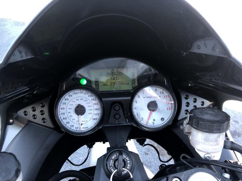 Kawasaki ZX1400-A  2007