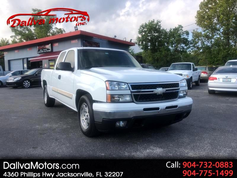 Chevrolet Silverado 1500 LT3 Ext. Cab Long Bed 2WD 2006