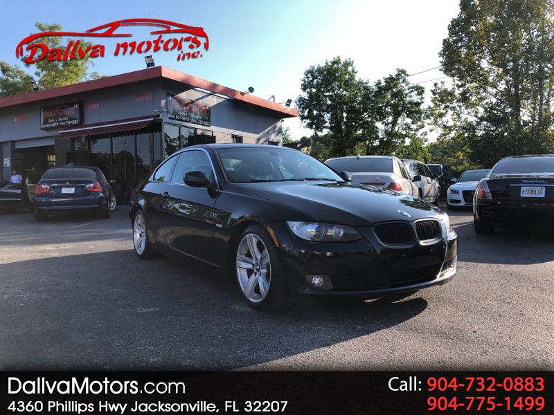 BMW 3-Series 328i Coupe - SULEV 2010