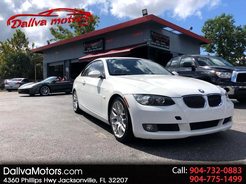 BMW 3-Series 328i Coupe 2009