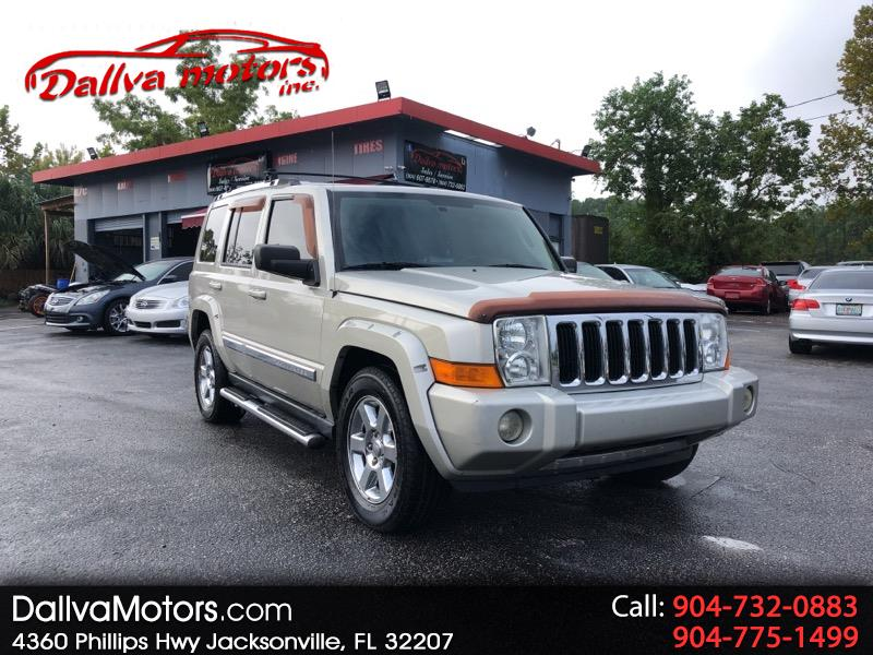 Jeep Commander Limited 2WD 2007