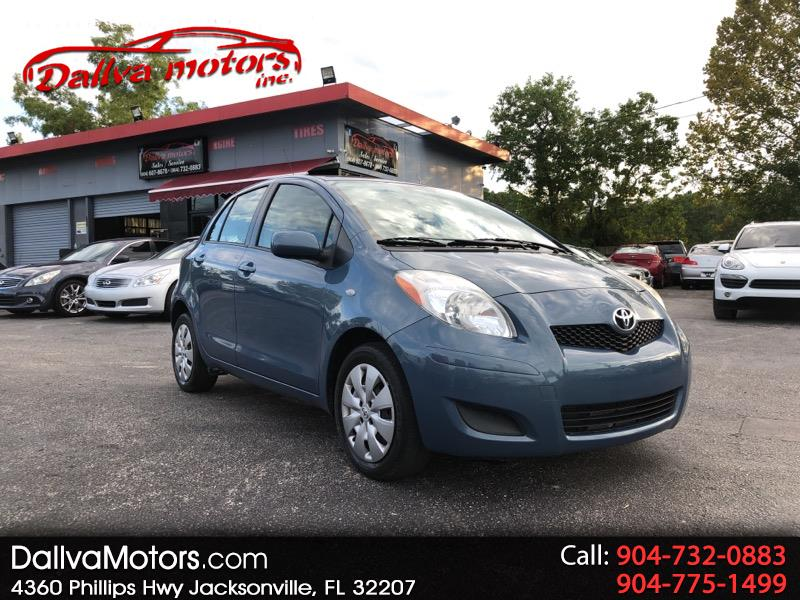 Toyota Yaris Liftback 5-Door AT 2010
