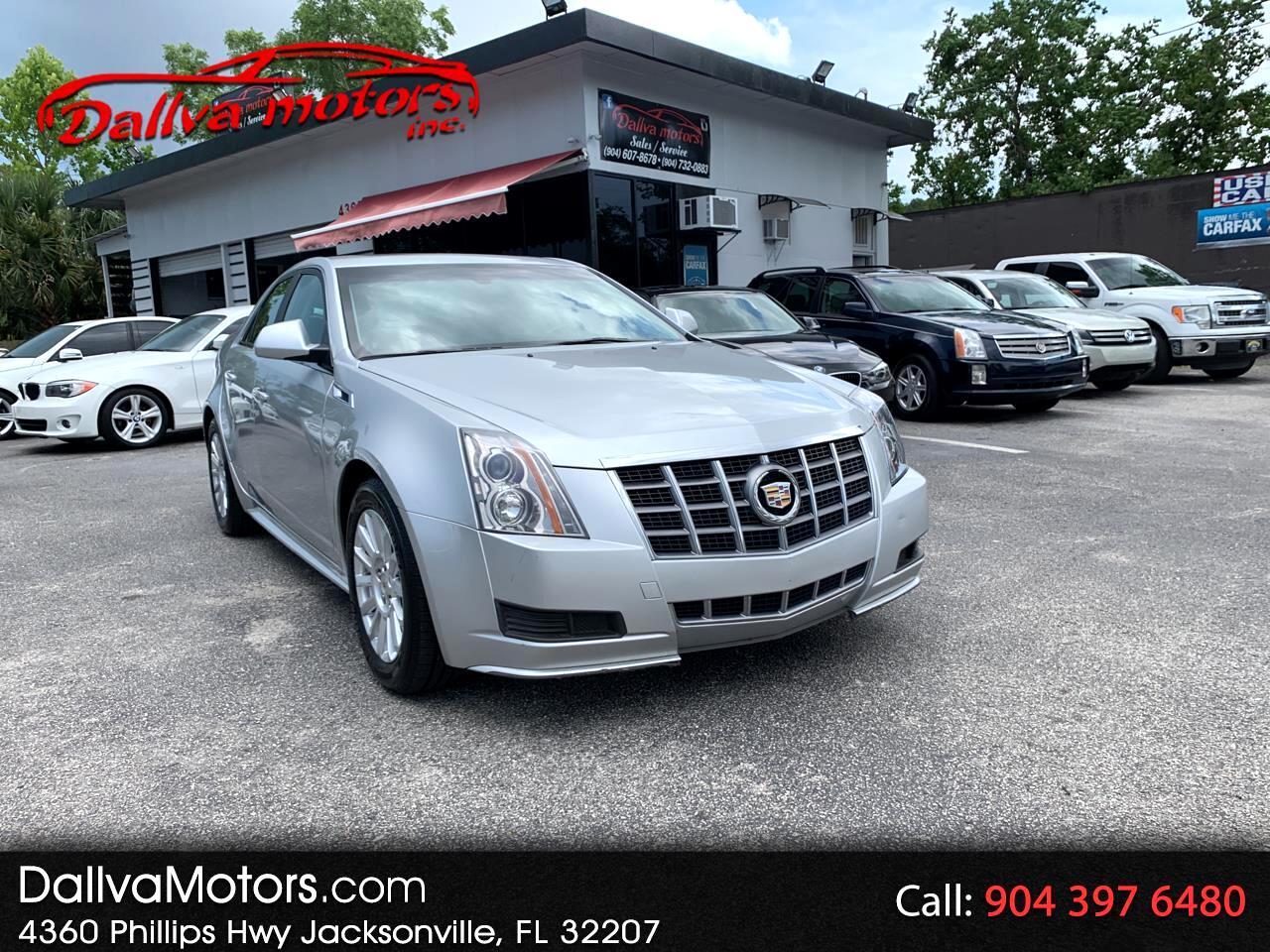 Cadillac CTS Luxury 2012