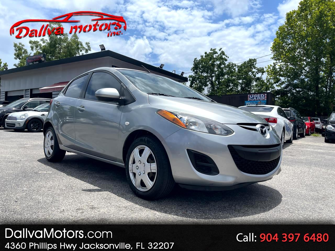 Mazda MAZDA2 Sport 2011