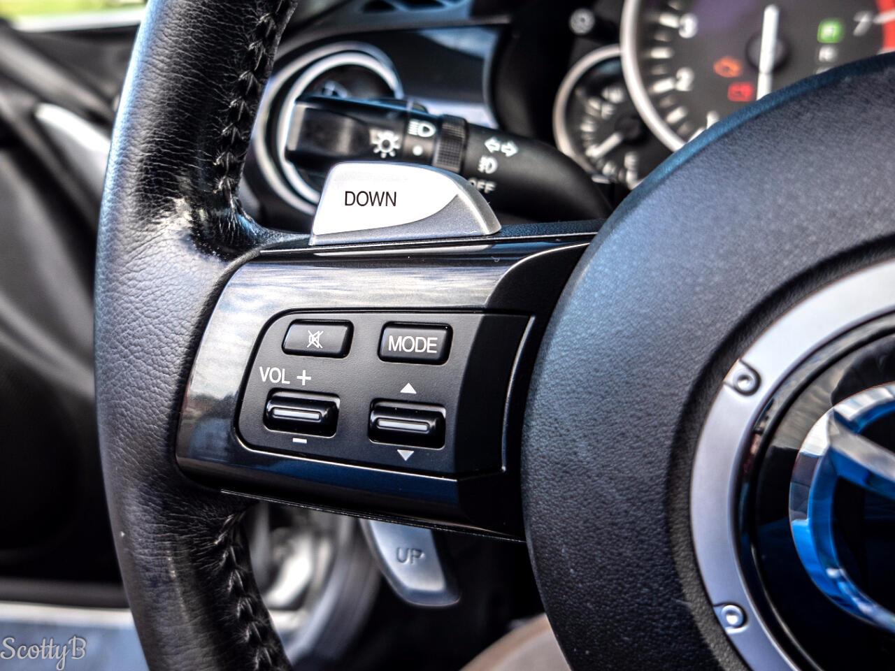 2015 Mazda MX-5 Miata Sport AT