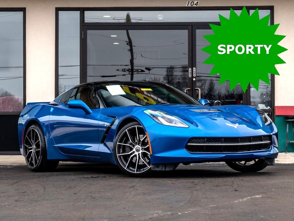 Chevrolet Corvette Stingray Z51 2LT Coupe Automatic 2014