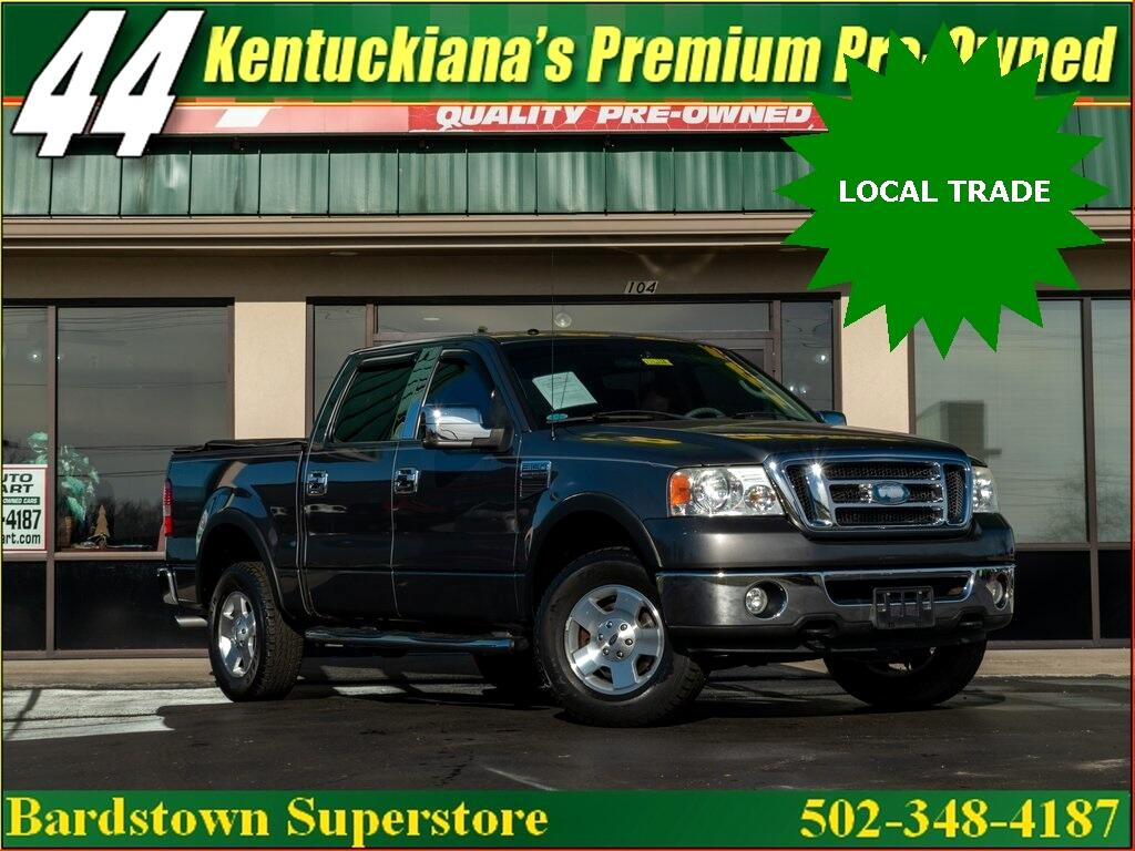 Ford F-150 XLT SuperCrew 4WD 2007