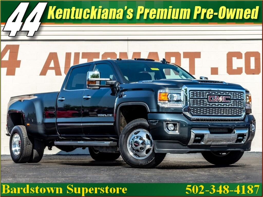 GMC Sierra 3500HD Denali Crew Cab Long Box 4WD 2019