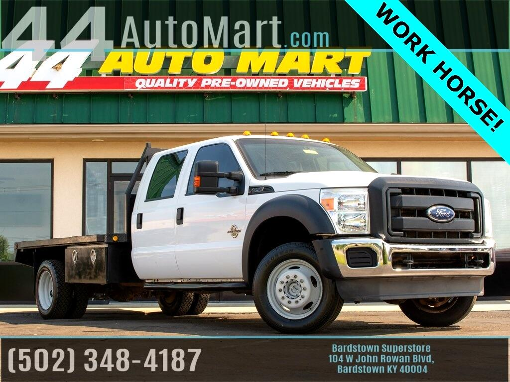 Ford F-550  2015