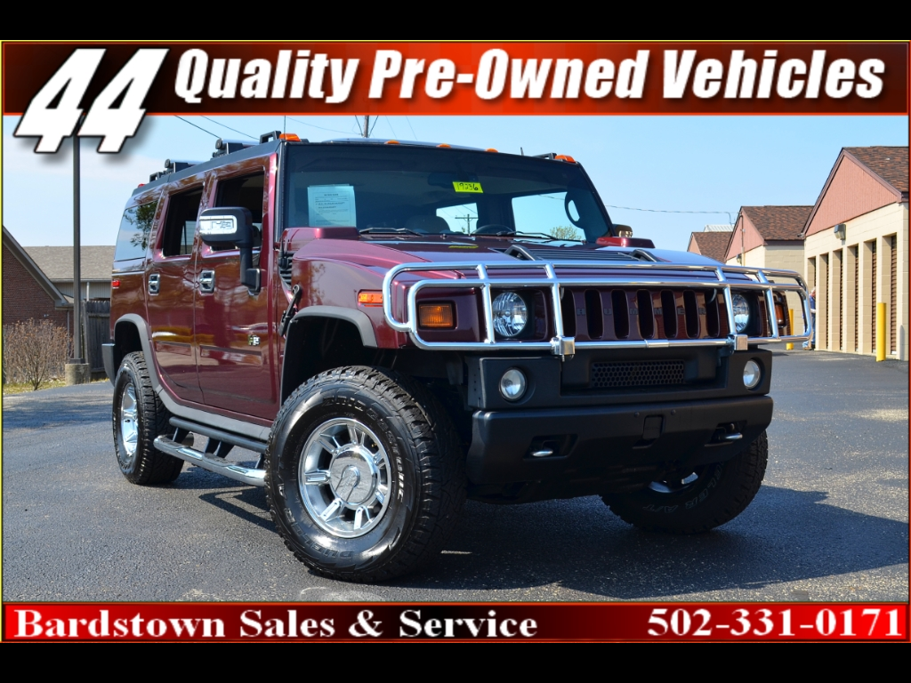 2006 HUMMER H2 Lux Series