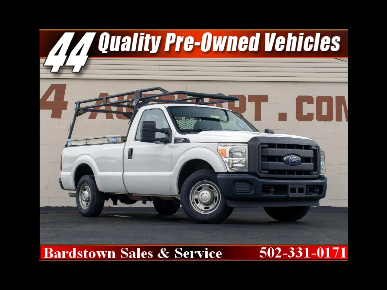 2015 Ford F-250 SD XL 2WD