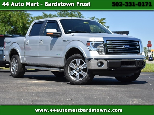 Ford F-150 Lariat SuperCrew 4WD 2014