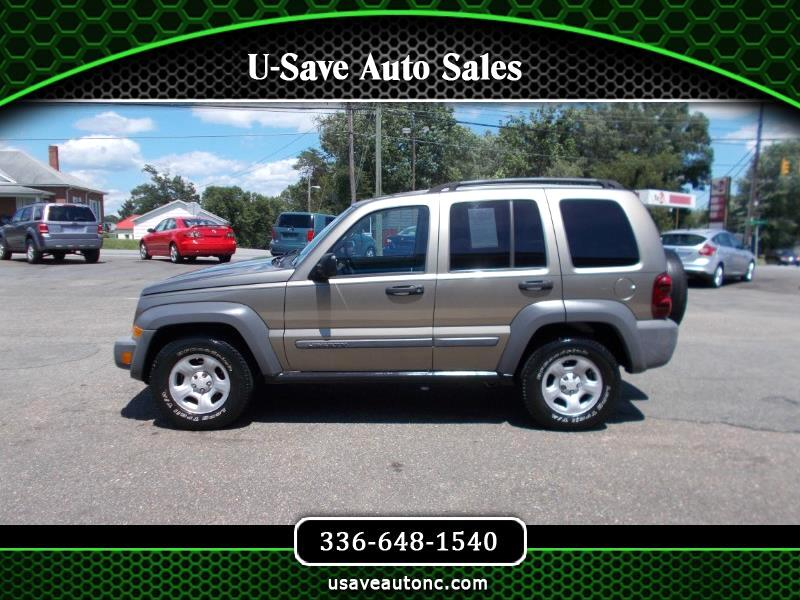 Jeep Liberty Sport 2WD 2005