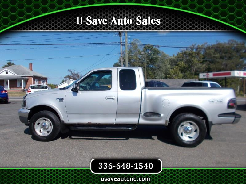 Ford F-150 XL SuperCab Flareside 4WD 2000