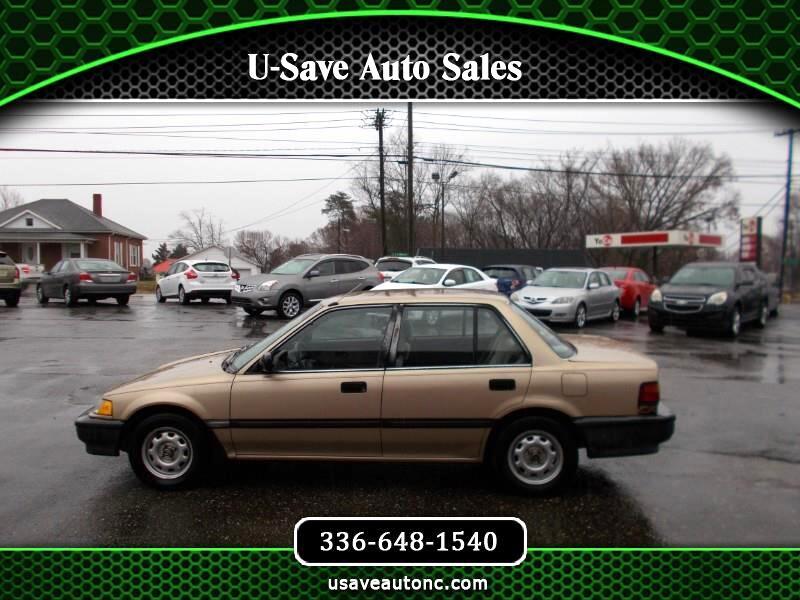 Honda Civic DX  1990