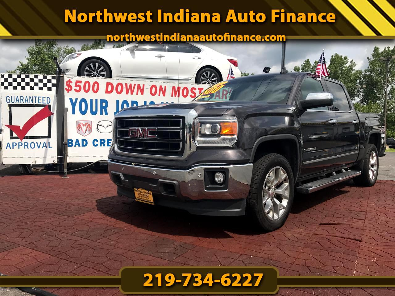 Sierra Auto Finance >> Used 2015 Gmc Sierra 1500 For Sale In Valparaiso In 46385 Northwest