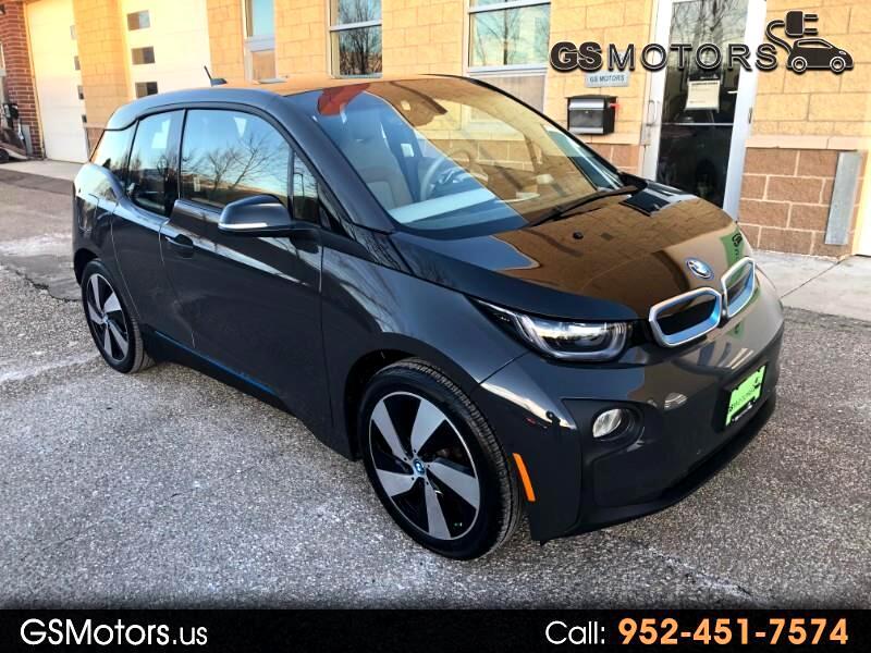 2015 BMW i3 Giga