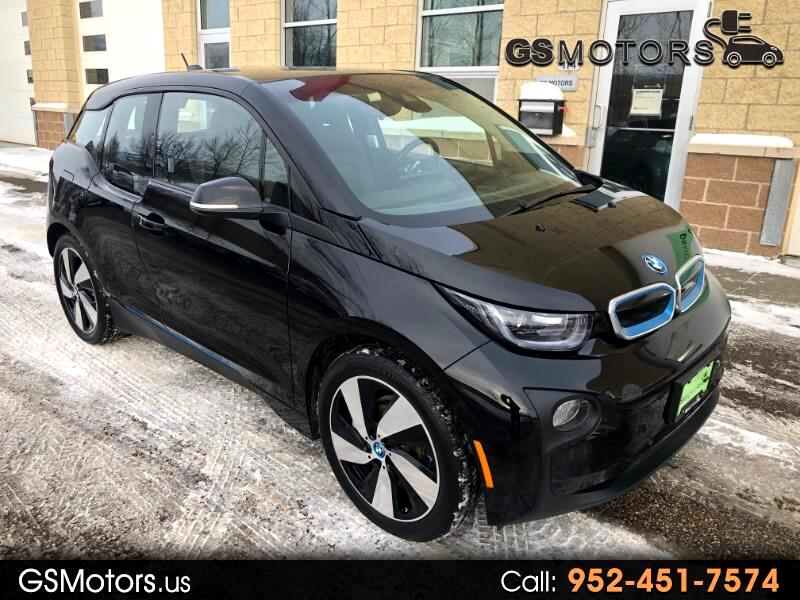 2017 BMW i3 Tera 94 ah