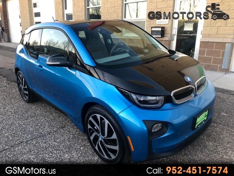 2017 BMW i3 Giga 94 ah