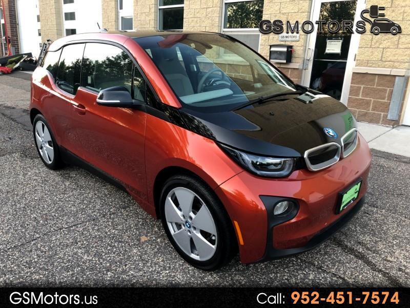 2016 BMW i3 Mega
