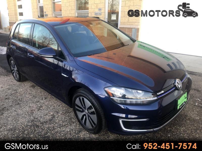 Volkswagen e-Golf SE 2018