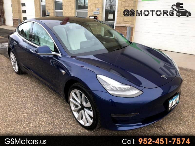 2019 Tesla Model 3 AWD Long Range