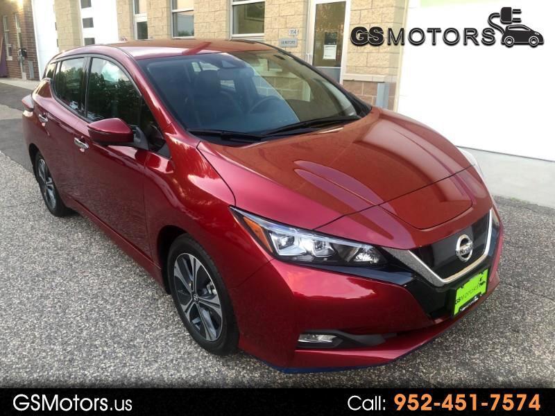 Nissan Leaf SL Plus 2020