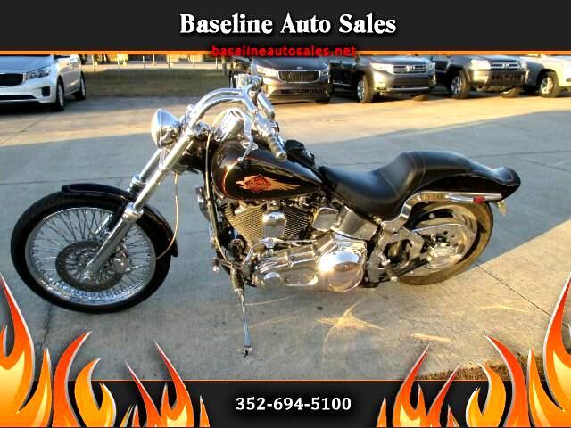 1998 Harley-Davidson FXSTC CUSTOM SOFT TAIL