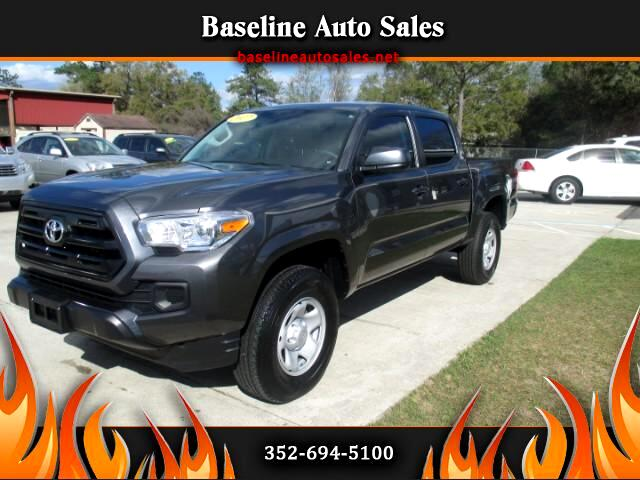 2017 Toyota Tacoma SR Double Cab Short Bed 2WD