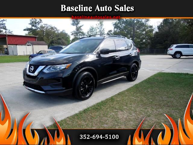 2017 Nissan Rogue Midnight Edition 2WD