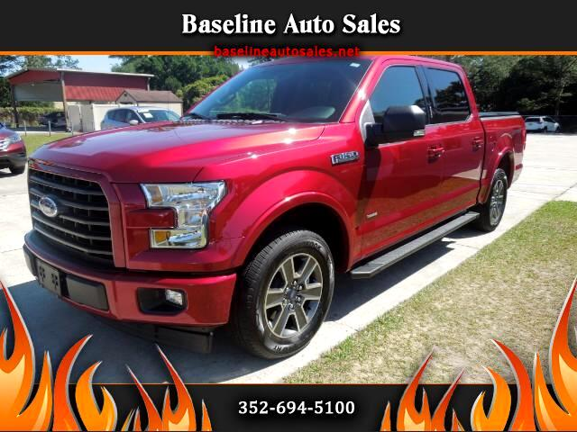 2017 Ford F-150 Sport SuperCrew 5.5-ft. 2WD