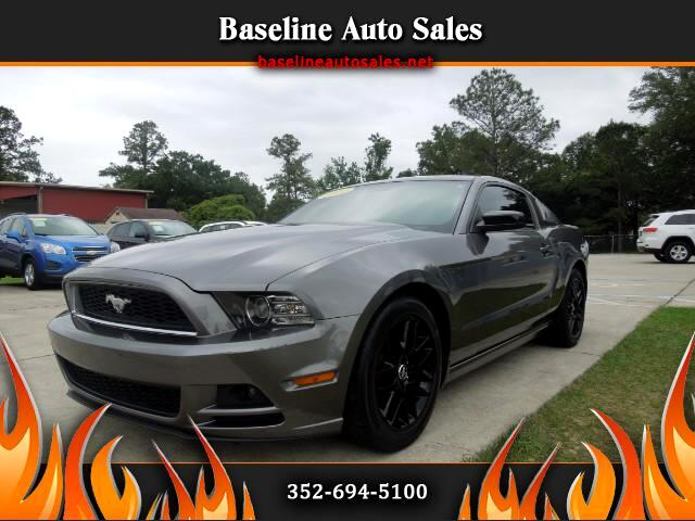 2014 Ford Mustang 2DR Coupe Pony Package