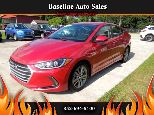 2017 Hyundai Elantra 4dr Sdn SE w Pop and Tech Pack